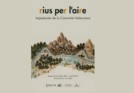 "Guided tour on the exhibition ""Rius per l'aire. Aqüeductes de la Comunitat Valenciana"""